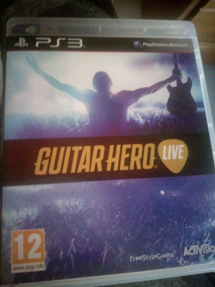 Guitar Hero Live gia ps3 . Photo 0