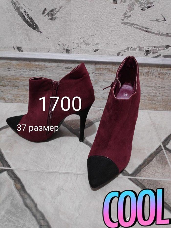 Женские ботильоны и туфли 37 размер , новые в Бишкек ddb3f3c8049