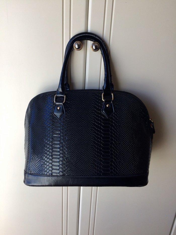 Μαύρη μεγάλη τσάντα χειρός σε for 8 EUR in Νέα Σμύρνη  Γυναικείος ... e3e97037614