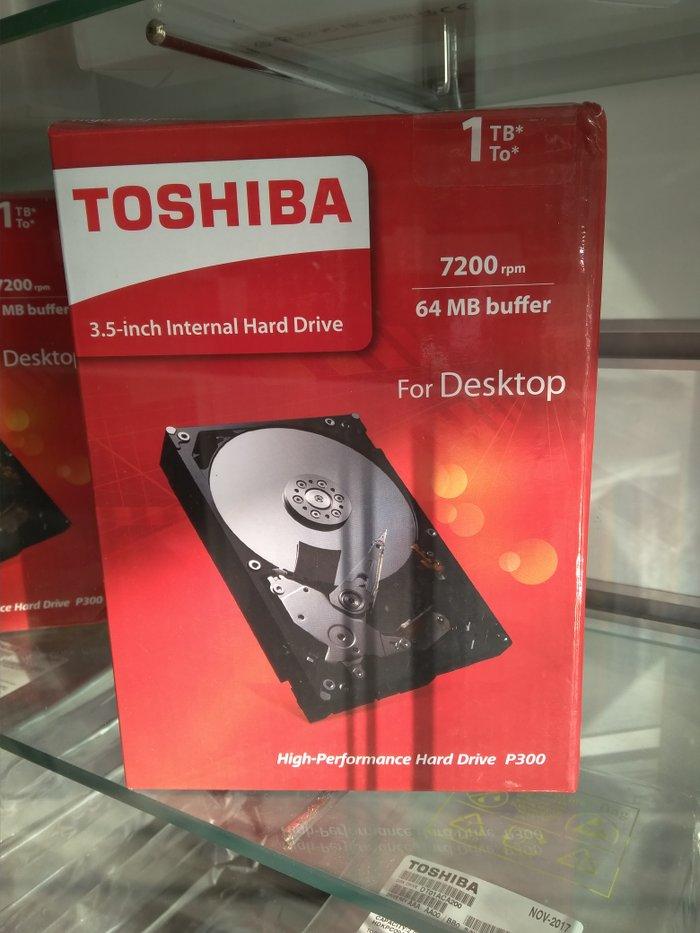 """Bakı şəhərində Sərt disk """"Toshiba"""" HDD 1 TB"""