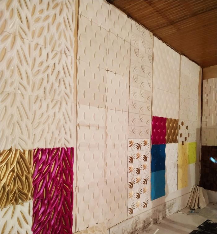 3D панель 45 сомон квадрат  в Душанбе