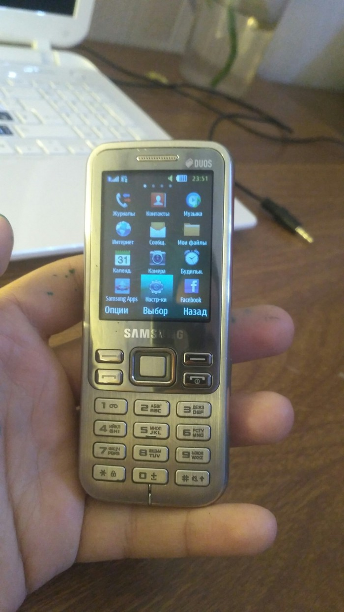 Б/у Samsung Серый. Photo 2