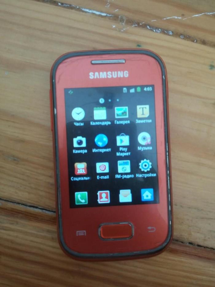 Б/у Samsung Galaxy Pocket 1 ГБ Оранжевый. Photo 2