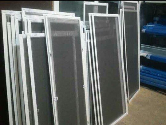 Производство турецкие москитных сетокна окна и двери любой сложности. Photo 1