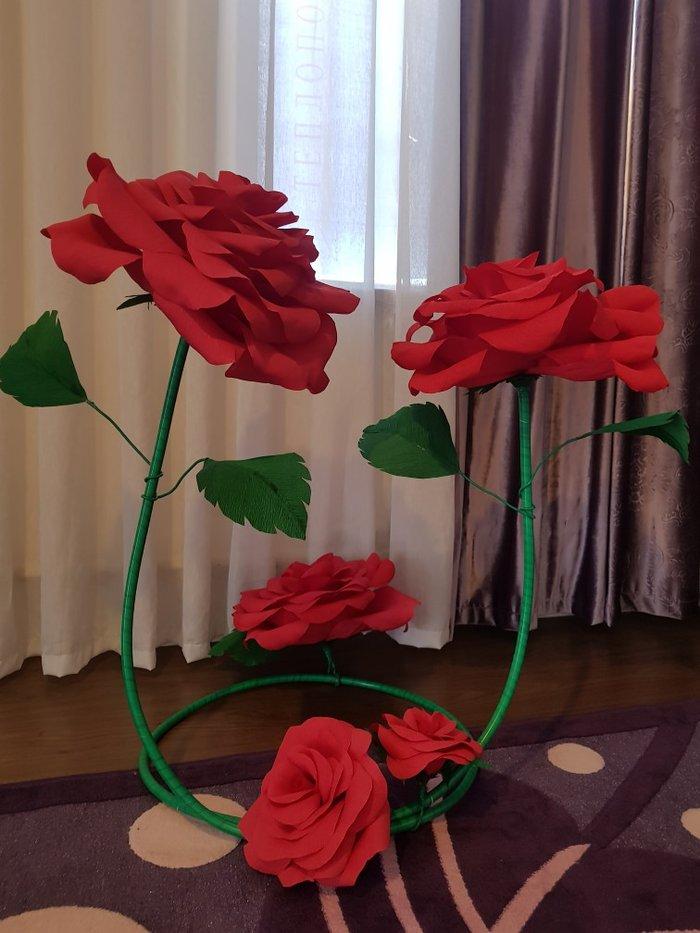Цветы ручной работы!Радует глаз! в Бишкек