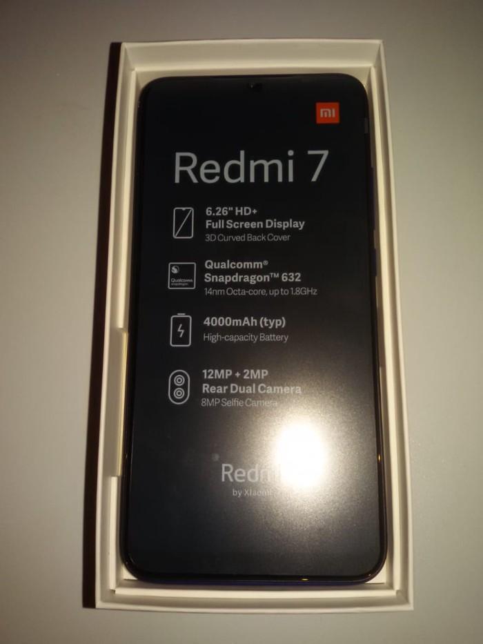 Yeni Xiaomi Redmi 7 32 GB qara. Photo 7