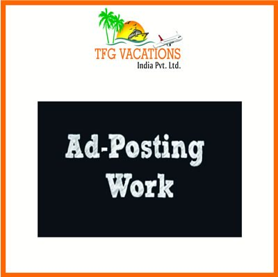 Part Time Jobs Offer By Tourism Company  in Ratnanagar