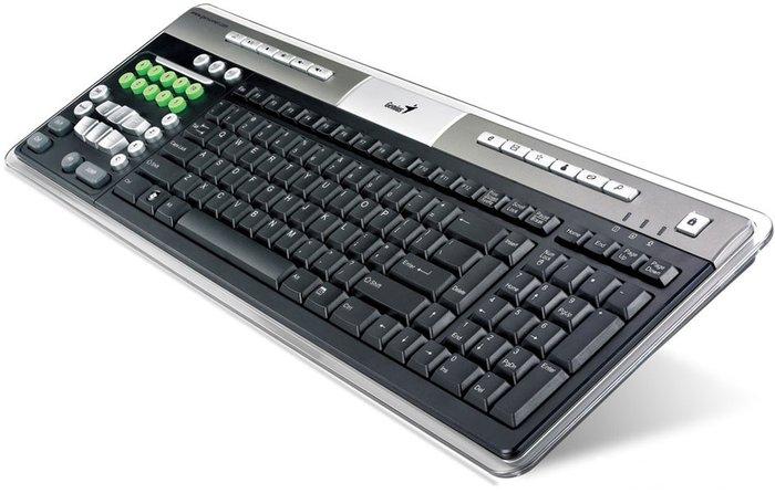 Bakı şəhərində Oyun Klaviaturasi. Genius LuxeMate 525. Orjinaldir. Multimedinni ve