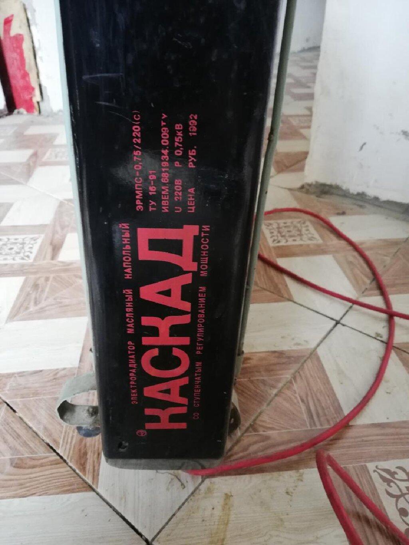Elektrik qızdırıcısı. Photo 1