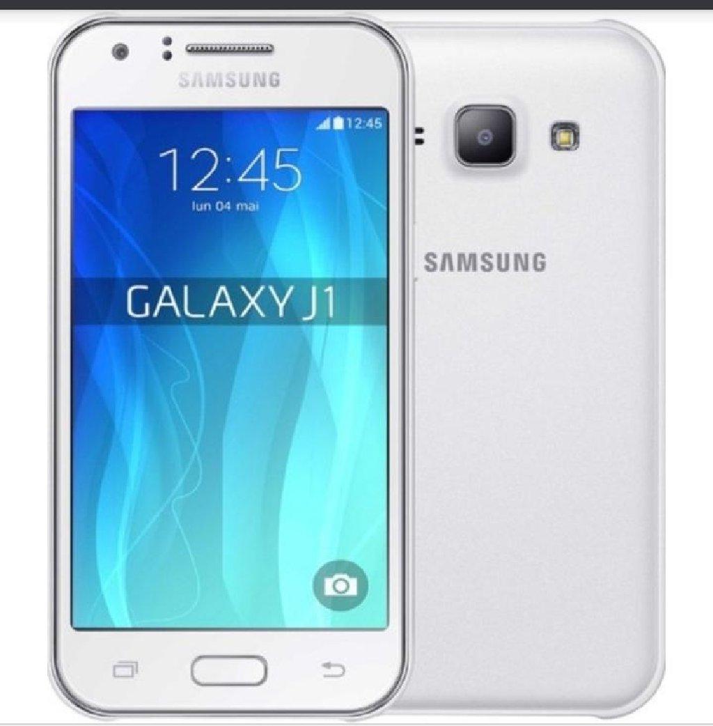 Новый Samsung Galaxy J1 2016 4 ГБ Белый