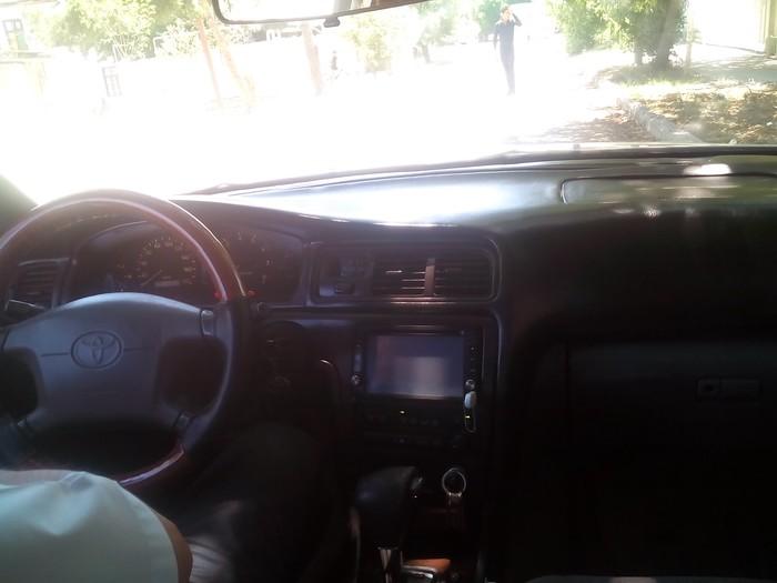 Şirvan şəhərində Toyota Cresta 2000