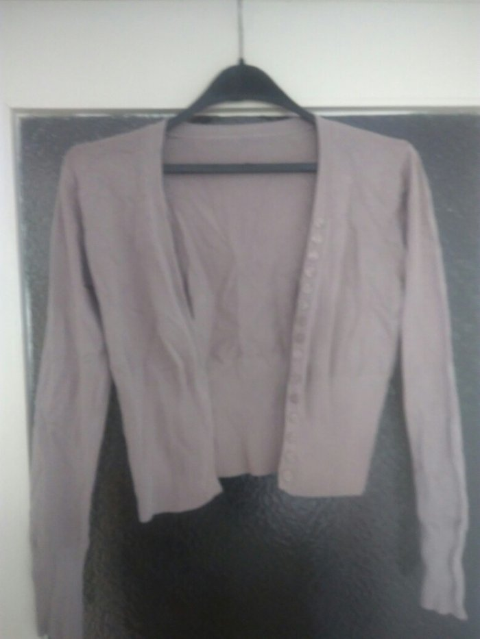 Lagana bluzica krem boje velicina l - Pancevo