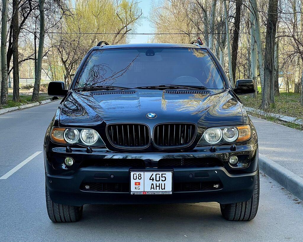 BMW X5 4.4 л. 2006: BMW X5 4.4 л. 2006