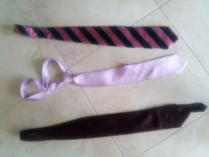 Σετ γραβάτες σε πολύ καλή κατασταση. Photo 1