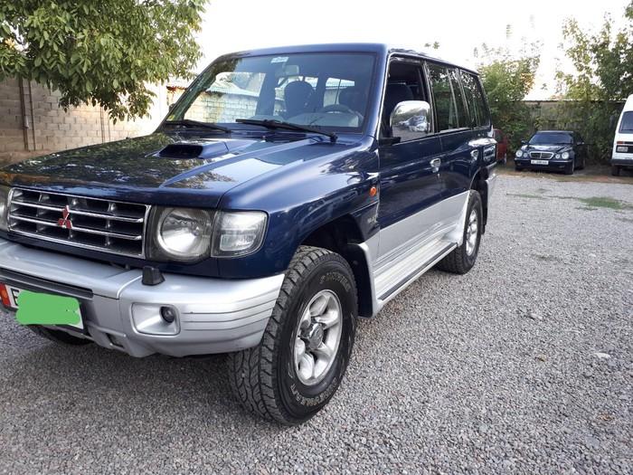Mitsubishi Pajero 1999. Photo 0