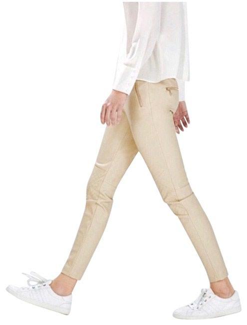 Zara kožne pantalone,s. Photo 0
