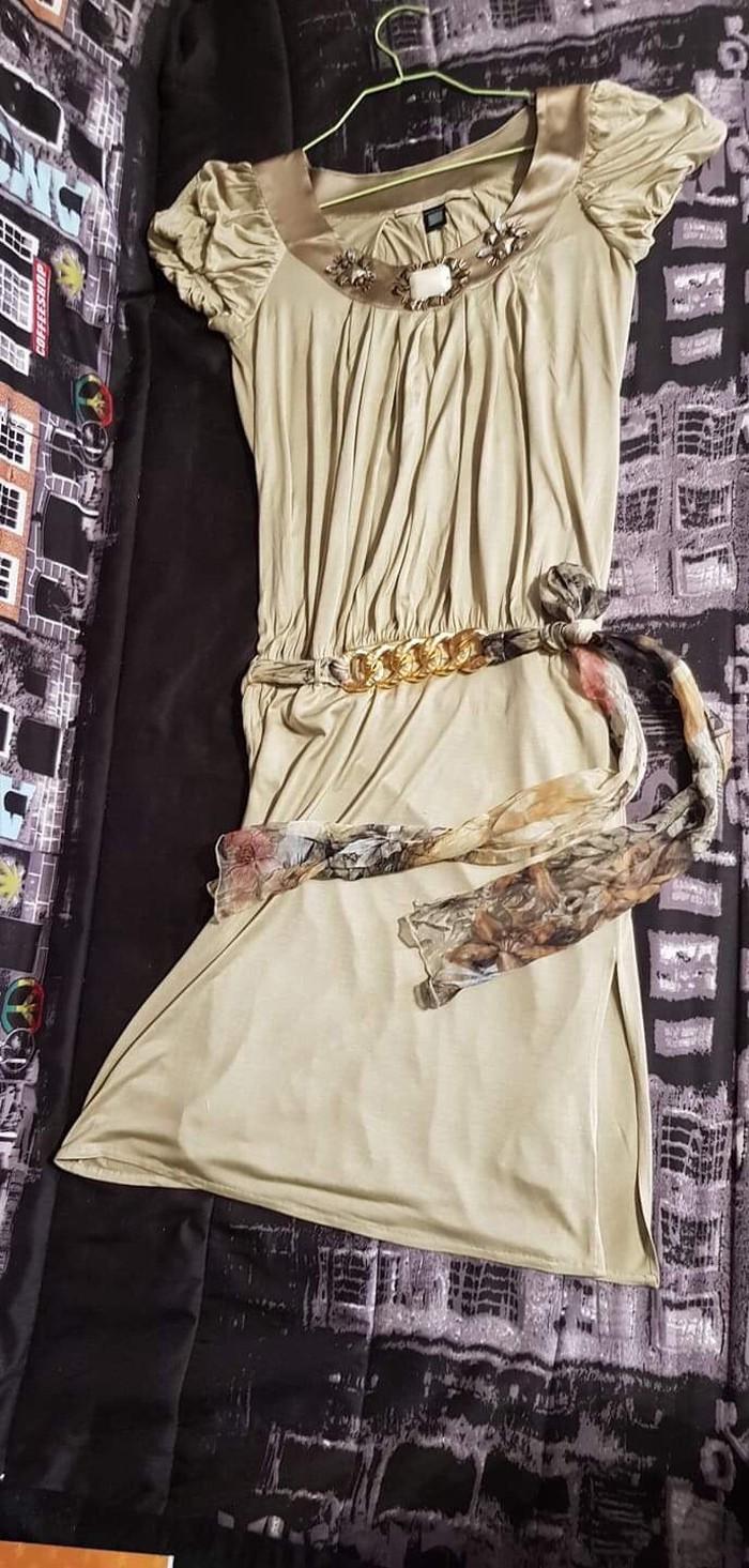 Επωνυμο φορεμα Roberto Cavalli νουμερο medium, τιμη 25 ευρω σε Βούλα