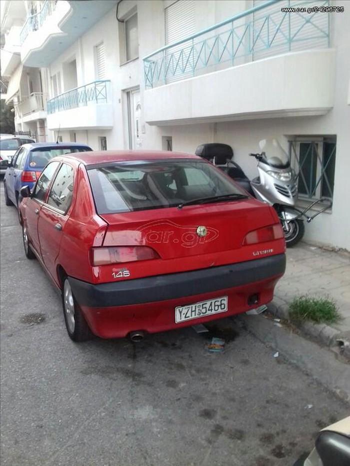 Alfa Romeo 146 1997. Photo 0