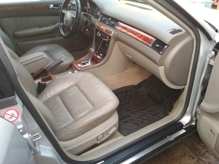 Audi A6 2002. Photo 6