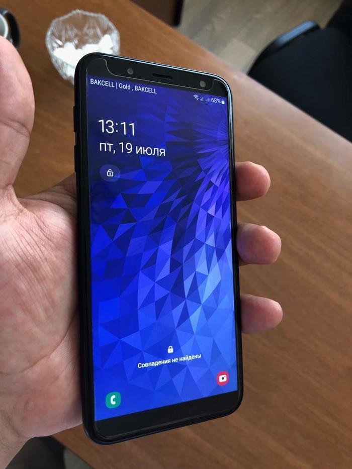 Б/у Samsung Galaxy J6 2018 32 ГБ Черный. Photo 3