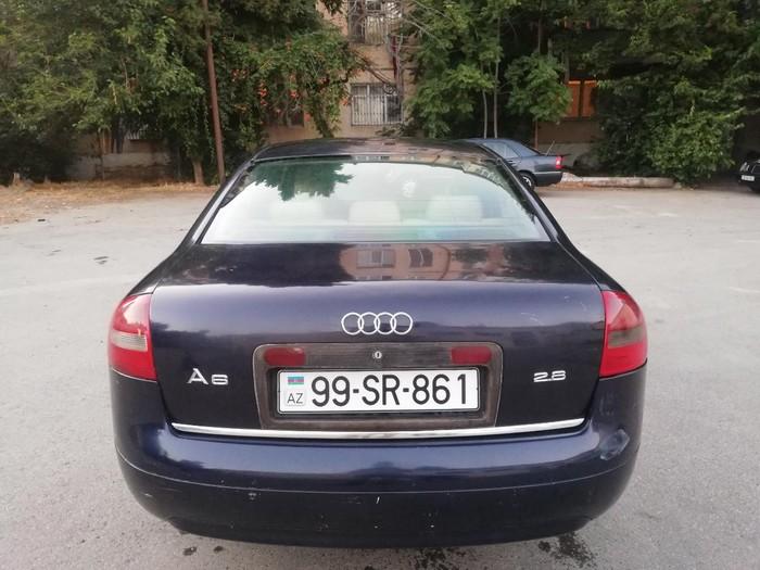 Audi A6 1998. Photo 5