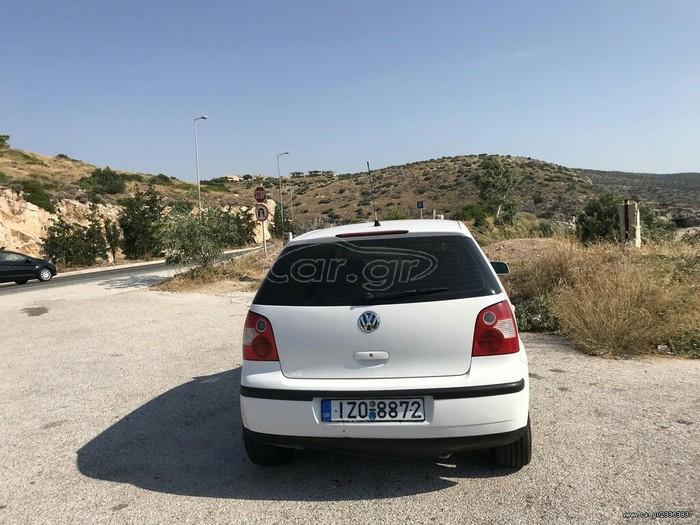 Volkswagen Polo 2002. Photo 1