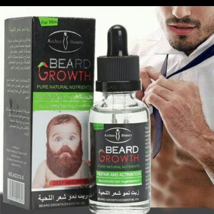 Для роста бороды. эффект 100% гарантирован. в Душанбе