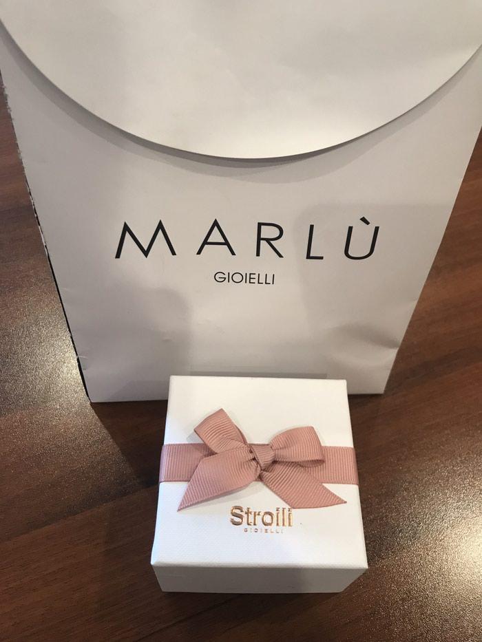 Gümüş boyunbağı. 2019 model. Gioielli İtaly. (Təzə). Photo 6
