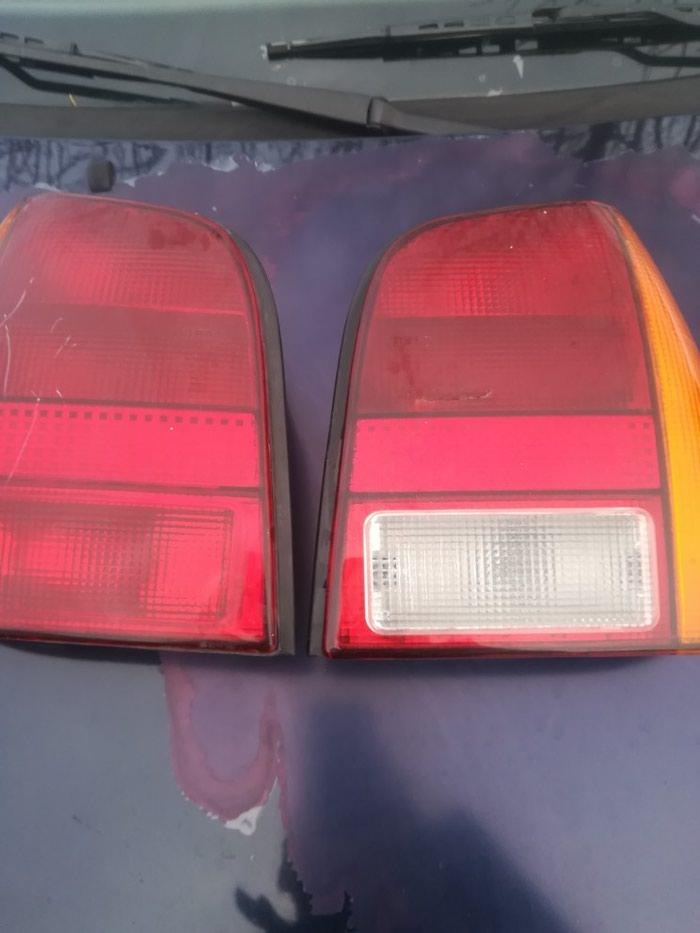 Stop lampe far. i migavci za VW polo 1994-1999. Photo 0