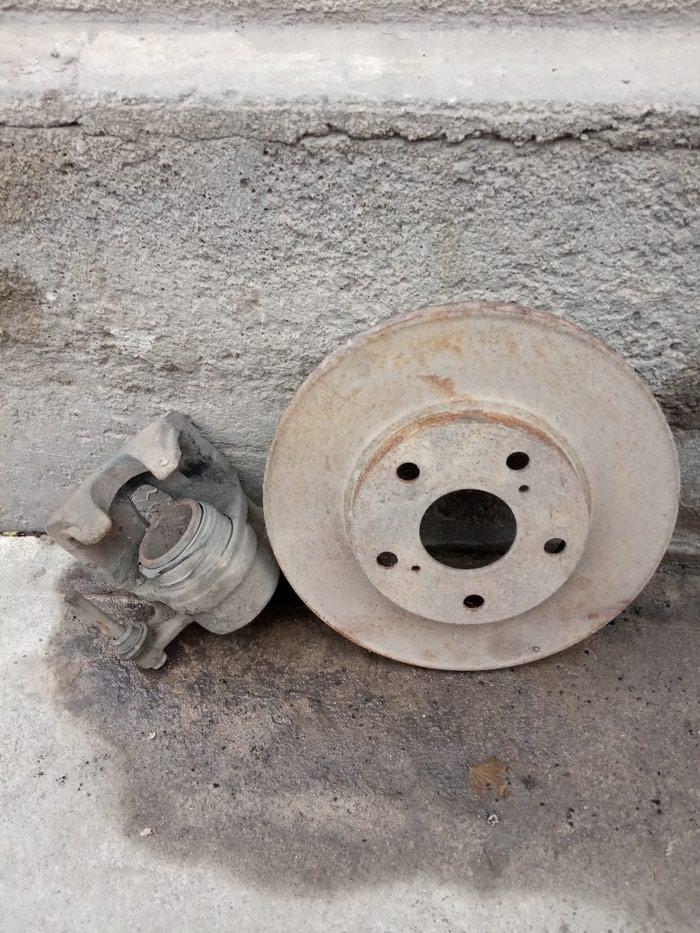Тормозный диски Ипсум новый кузов 500сом в Бишкек