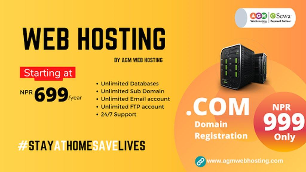 Best Hosting in Nepal - Top Hosting Company in Nepal