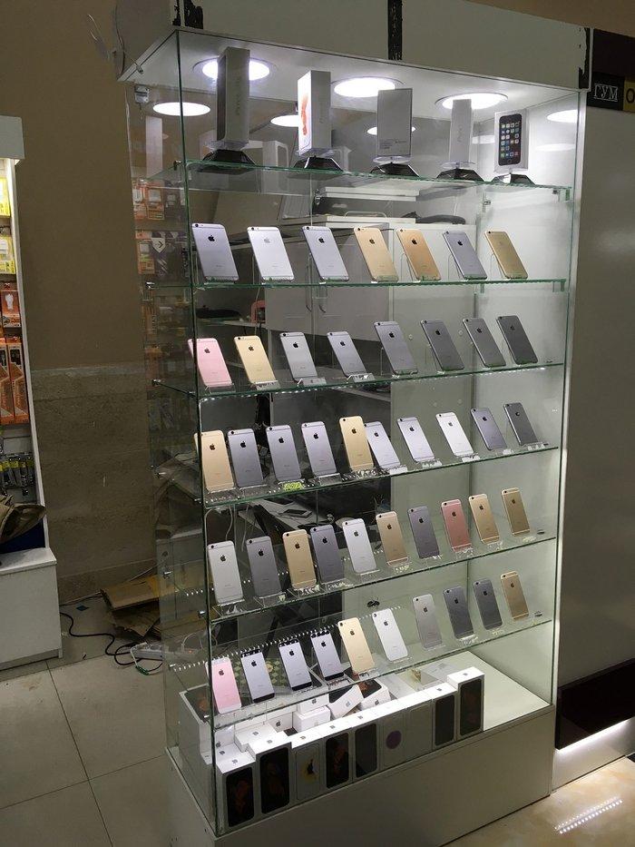 б/у айфоны, оригинал,  в идеальном состоянии,  не рефки, в в Бишкек