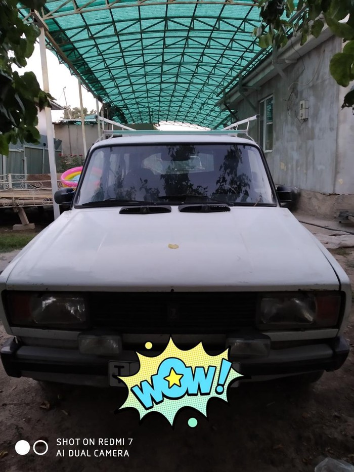 ВАЗ (ЛАДА) Другая модель 2002. Photo 1
