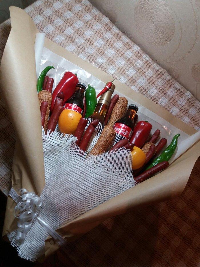 лучший подарок для мужчины😄😃🙋🙎 стоимость данного букета 1200 сом , в Бишкек