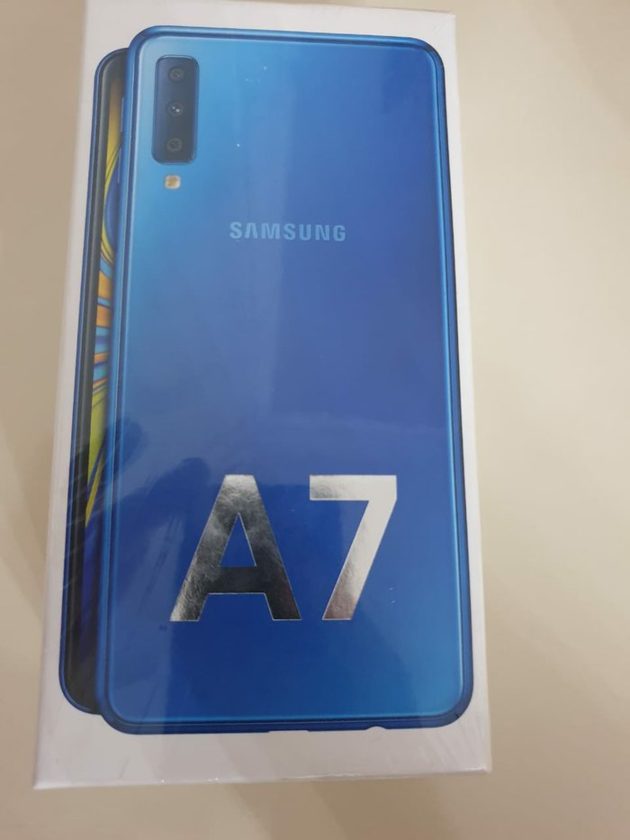Bakı şəhərində Samsung A 7 128 GB Blue Goy