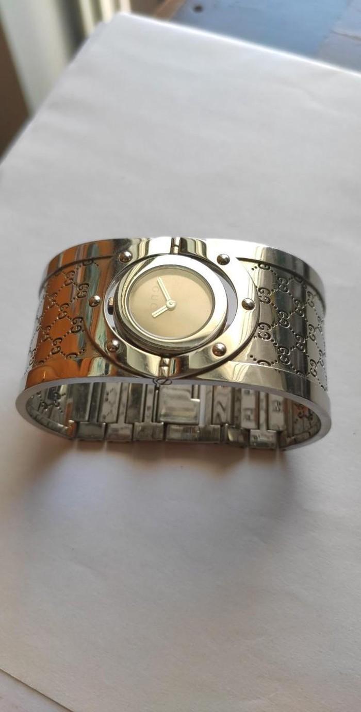 Ρολόι gucci αυθεντικό σε άριστη κατάσταση. Photo 0