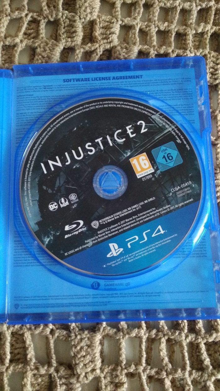 Injustice 2. Photo 1