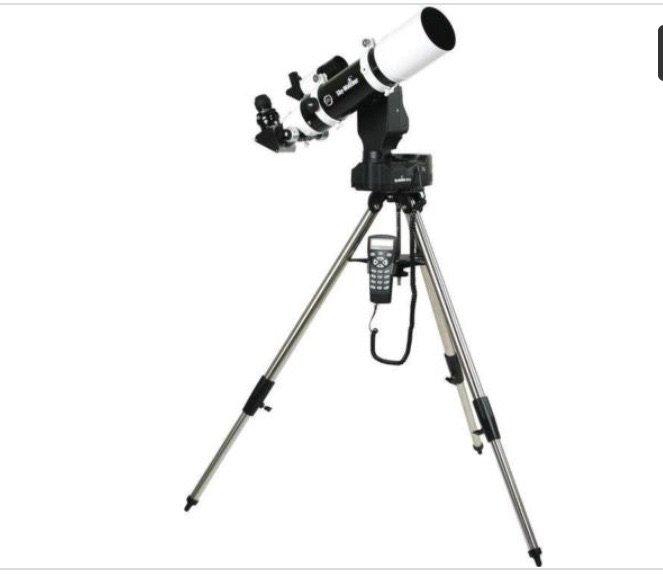 Teslescope Skywatcher pro . Καινκουργιο με ναλιτσα φακούς ακρσπουαρ