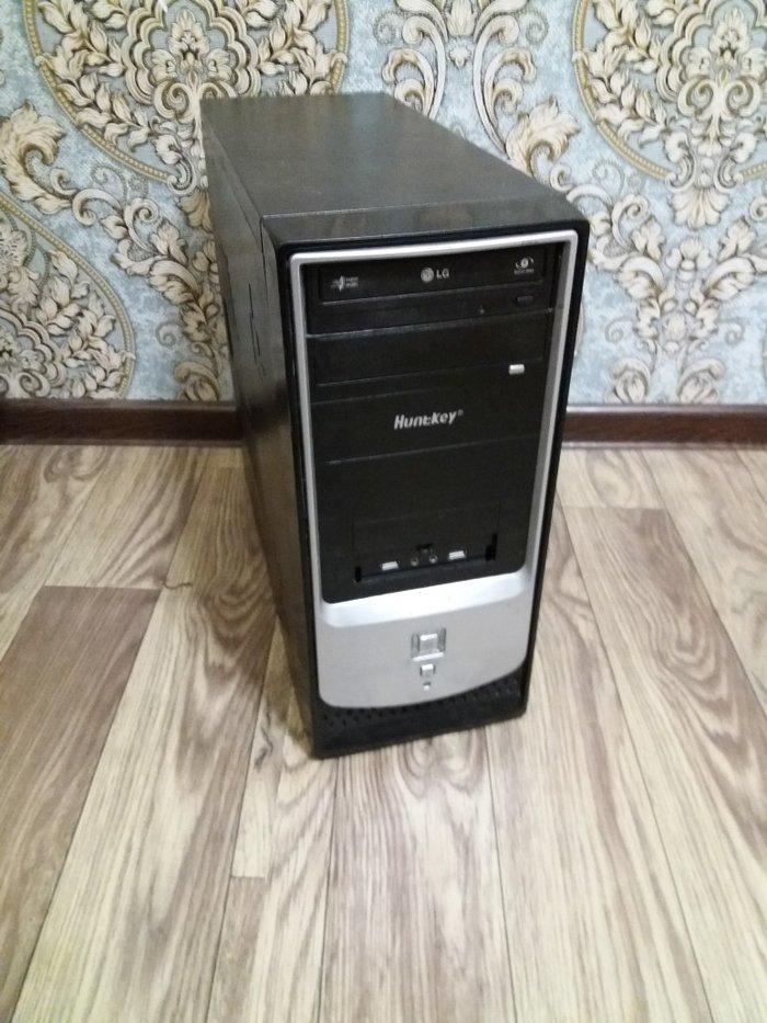 Процеср Dual Core 2.50hnz  Матиринка ddr2  Опиративка 2g 1333hnz  Жоск. Photo 0