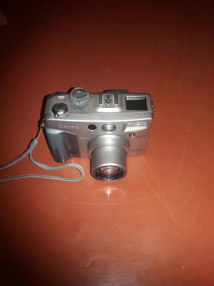 Фотоапарат g2 canon. Зарядное устройство, флешка. Рабочее состояние.. Photo 0