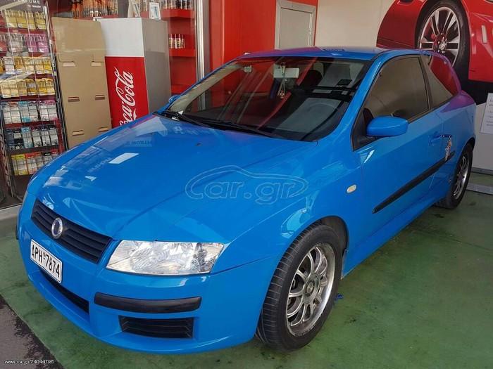 Fiat Stilo 2003. Photo 4