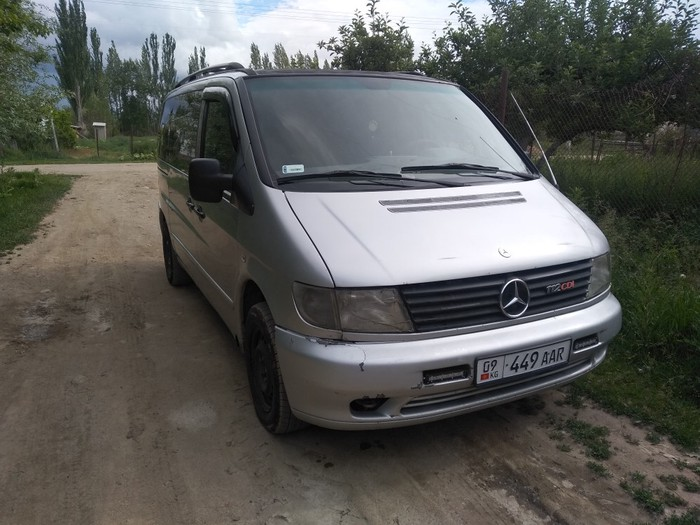 Mercedes-Benz Vito 2003. Photo 1