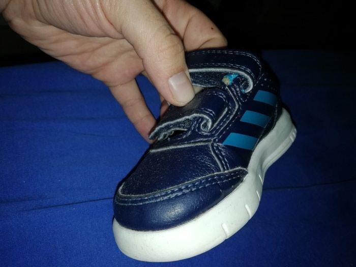 Decije muske patike br 19 Ocuvane, nosene par puta Original adidas . Photo 3