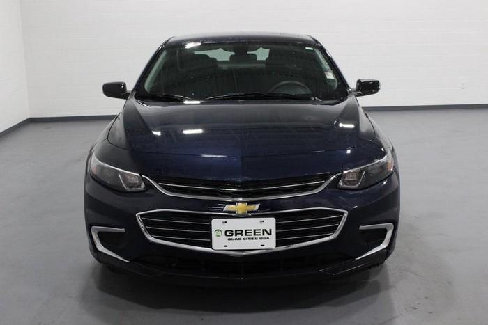 Chevrolet Malibu 2018. Photo 1