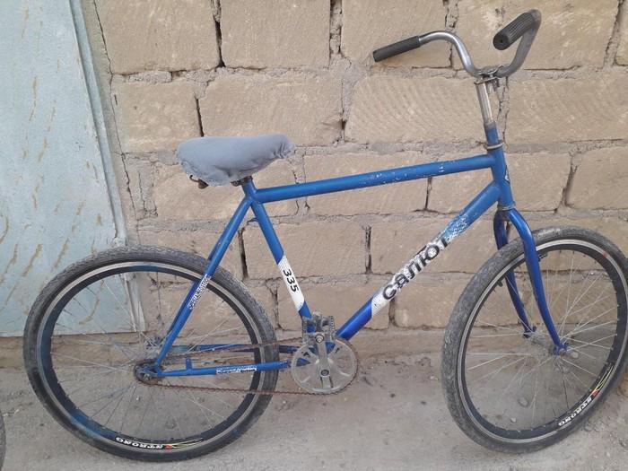 26 lıq velosiped hec bir prablemi yoxdur real aliciya endirim var. Photo 0