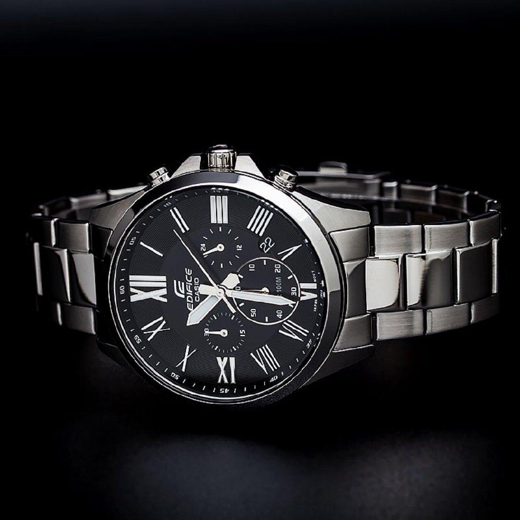 Белые Мужские Наручные часы Casio