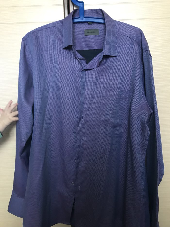 Рубашка мужская . Photo 0