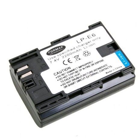 Formax LP-E6 (Canon 5D Mark, 60D, 7D). Photo 0