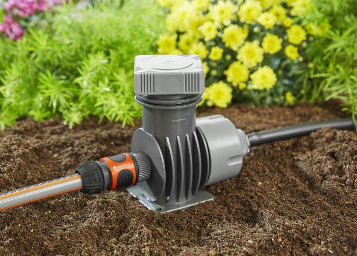 Damcı sistemi üçün filter Gardena