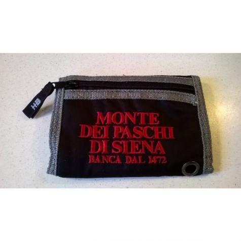 Καινούργιο πορτοφόλι από ύφασμα